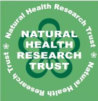 Natural Health Research Trust logo