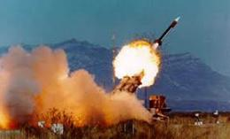 Patriot missile Syria
